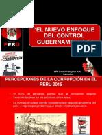 NUEVO ENFOQUE DEL CONTROL GUBERNAMENTAL - AUDITORIA EN GESTION PUBLICA