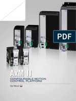 AxM-II - Phase Motion Control