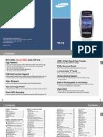 YP-T8 Manual