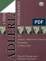 Harold Mosak, Michael Maniacci - Primer of Adleria.pdf