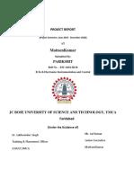 Parikshit report file