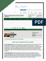 revised syllabus PA