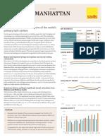 Manhattan Q4 2019 Report