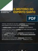 ESPÍRITO SANTO - VIGÍLIA
