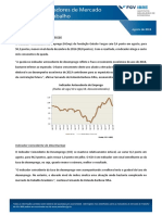 Indicadores de Mercado de Trabalho FGV_press release_Ago18