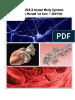 Biol 224 Lab Manual