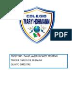 3er Grado - Bloque V - Formación CyE.doc