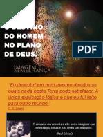O DESTINO DO HOMEM NO PLANO DE DEUS..pptx