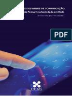 História Breve dos Meios de Comunicação (2ª Edição 2018)_Augusto Deodato Guerreiro na Amazon_Espanha