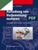 Aufladung Von Verbrennungsmotoren (4. Aufl. 2012)