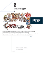 Detonado Chrono Trigger