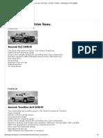 VW Amarok Choose from 7 trim lines