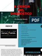 LA CIENCIA DEL DIAGNOSTICO presentaciones tecnodiesel