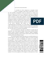 Rol 5610-2019 Corte Ordena Conadi. 06-01-20