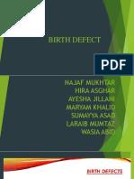 BIRTH DEFECT.pptx