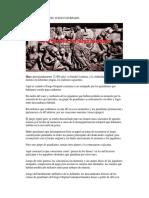 BREVE HISTORIA DEL JUEGO USURPADO (1)