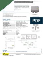 AFNOR-Amplifier