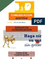 Comunicación Asertiva Conferencia