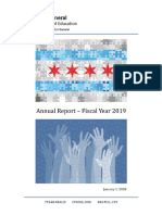 Chicago 2019 Report