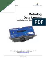 MANUAL data logger