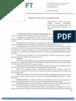 Resolução Nº 084.2019 - Registro de pessoas jurídicas estatais, paraestatais, autárquicas e de economia mista