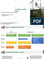 Presentación AgricUrbana OCT2019