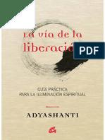 (Adyashanti) - La via de la liberacion