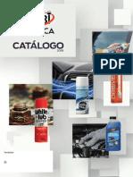 Orbi Química Catalogo Produtos 2019