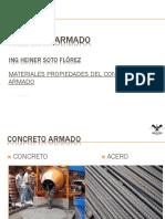 clase 2 - Materiales, Propiedades del Concreto