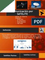Comunicación por SATELITE