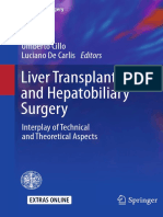 Liver Transplantation and Hepatobiliary Surgery Interplay of Technical and Theoretical Aspects -2020.pdf