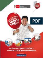 GUIA CONSTITUCION EMPRESAS
