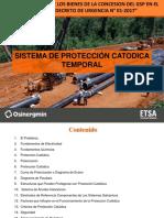 Presentación Protección Catodica