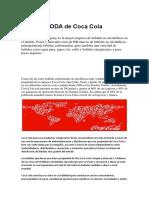 Análisis FODA de Coca Cola.docx