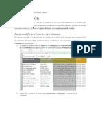 C02 Modificación de columnas, filas y celdas