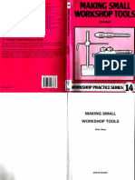 14 - Making Small Workshop Tools