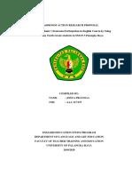 Proposal Josua Prayoga AAA 117 037