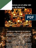 Simbolismos en El Altar Del Da de Muertos 29965