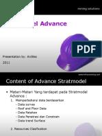Stratmodel Advance
