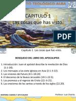 CLASE No. 3 APOCALIPSIS CAPITULOS 1 AL 6