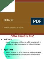 sistemas e servicos de saude brasil 2017