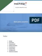Guía de CompuTrabajo