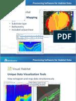 BioSonics Visual Habitat Overview