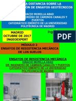 Ensayos de Resistencia Mecánica-2017