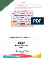 RPT 2020 CEFR YEAR 1 Sumberpendidikan