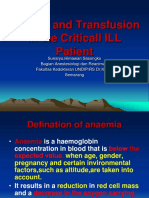 Anemia and critical care.ppt