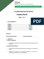 Práctica 5 (Filtros)
