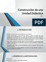 3.Construcción de una Unidad Didáctica