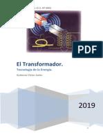trafo proyecto - tecnologia energia - 18-12-2019