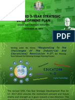 Revised Strategic Plan 2017-2022 v1.1